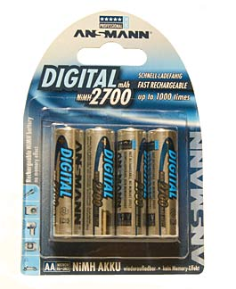 Ans-2700 NiMh
